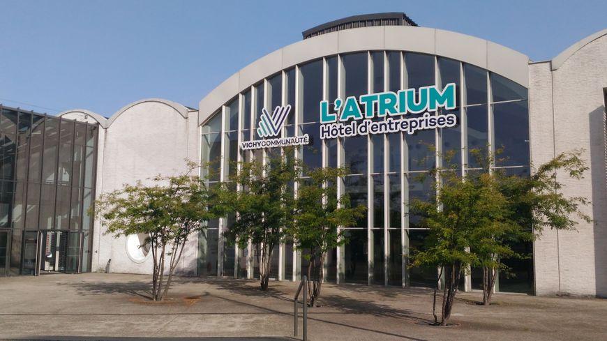 l'Atrium Vichy - L'etincelle